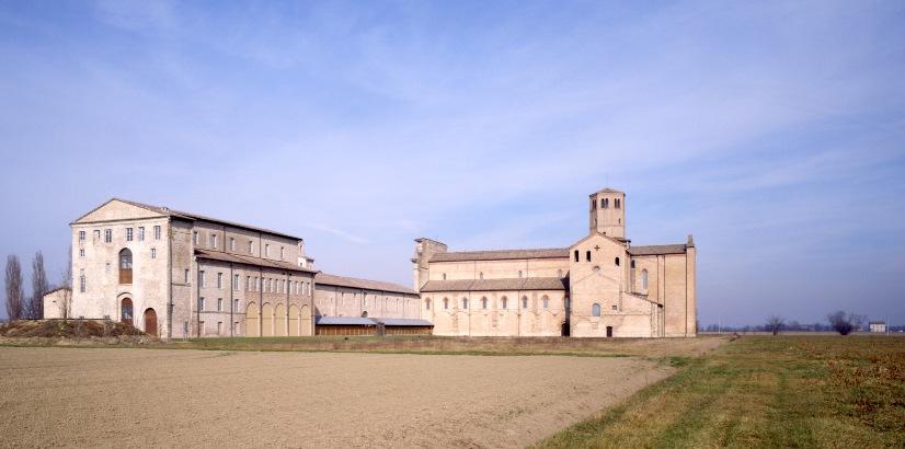 L'abbazia di Paradigna, sede CSAC (foto di Paolo Rosselli)