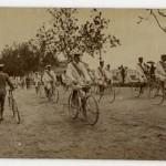 Umberto Orlandini, Modena: raduno ciclistico nazionale, 1901.
