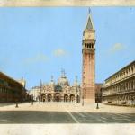Carlo Naya, Venezia. Piazza S. Marco, 1870 c.