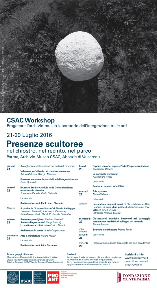CSAC - Workshop