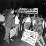 2.Publifoto Roma, Roma, 11 ottobre 1968, Dimostrazione comunista per il Messico (e Congo), negativo b.n. 120